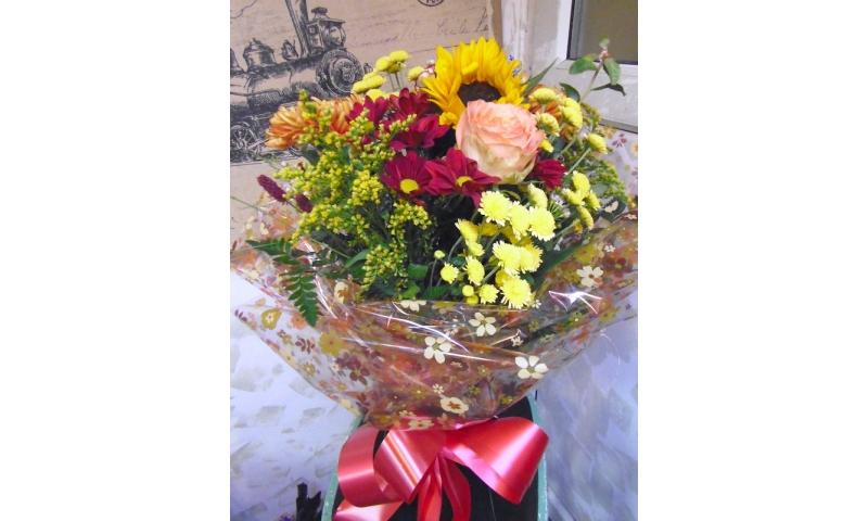 Box Bouquet