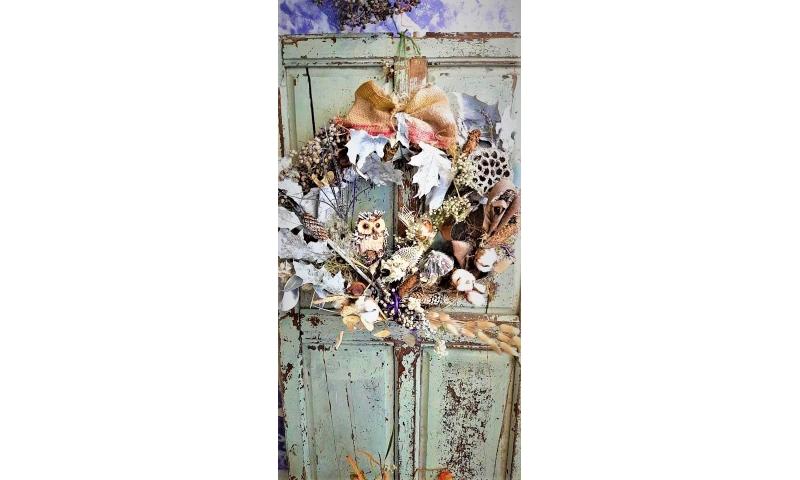 Seasonal Door Garland
