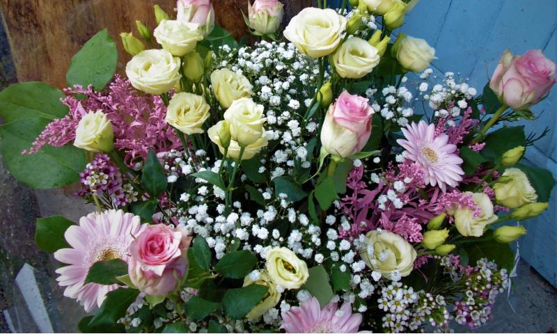 Pretty Pastels Bouquet
